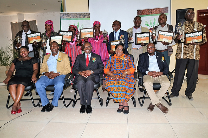 The Namibian Agronomic Board (NAB) in collaboration with the Ministry of Agriculture Water and Forestry (MAWF)