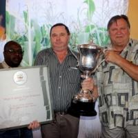 Rustie Kleynhans, manager of the Sikondo Green Scheme