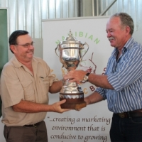 Master Agronomist 2015 has been awarded to Mr Hendrik (Rustie) Kleynhans of Sikondo