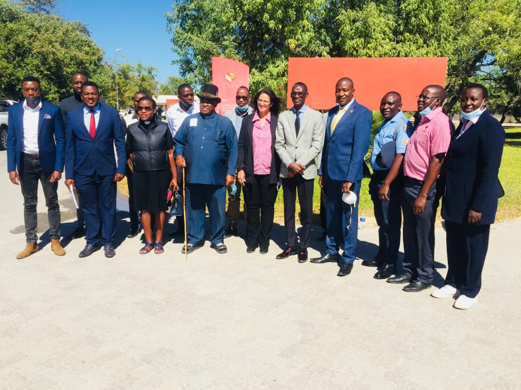 THE NAMIBIAN AGRONOMIC BOARD AND PARTNERS EMBARK ON SEED VARIETY ASSESSMENT IN NAMIBIA